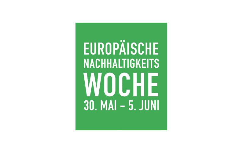 Europäische Nachhaltigkeitswoche 2018