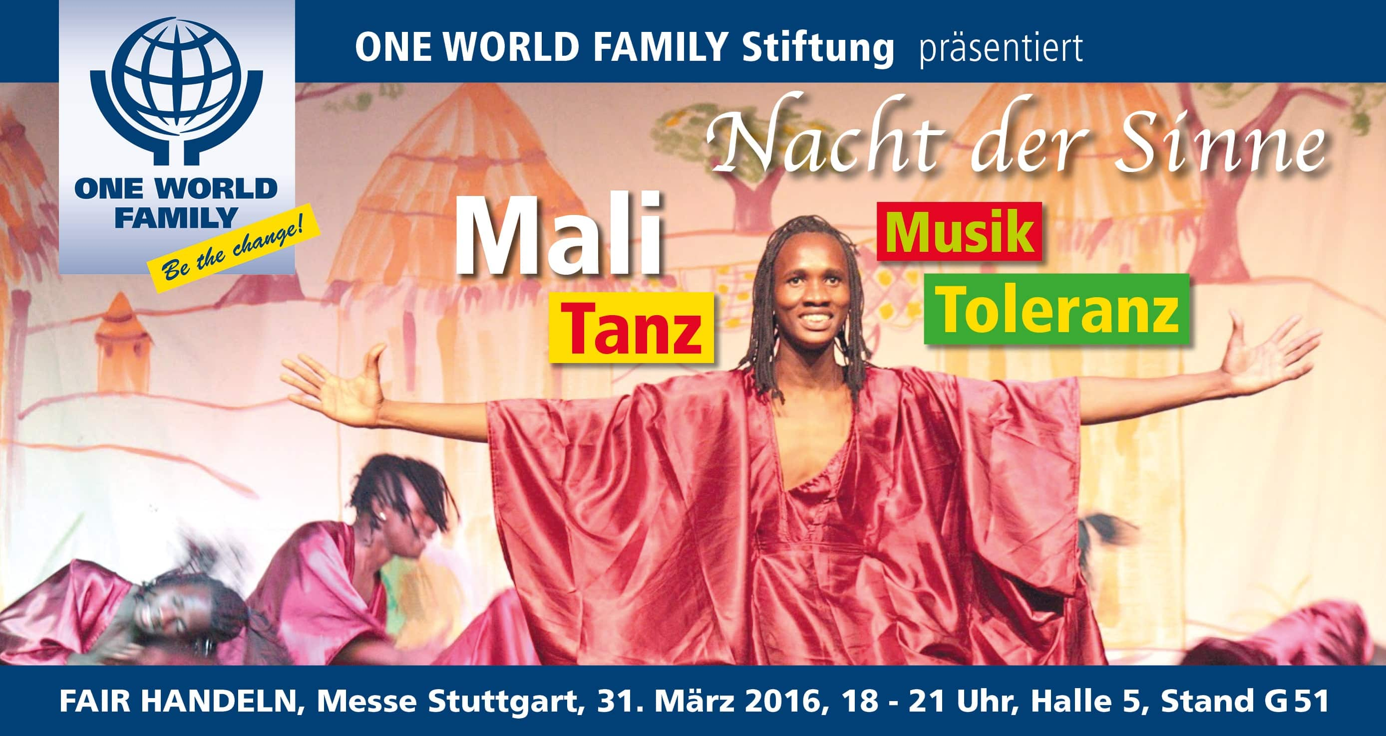 ONE WORLD FAMILY FAIR HANDELN 2016