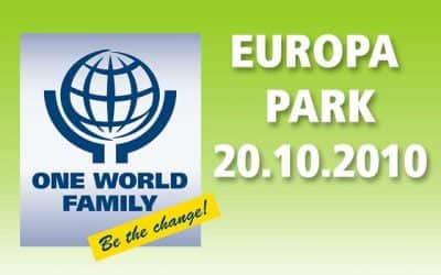 ONE WORLD FAMILY Auftaktevent 2010