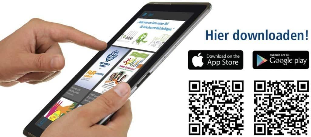 One World Family App für eine bessere Welt