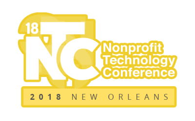 2018 Nonprofit Technology Conference  New Orleans