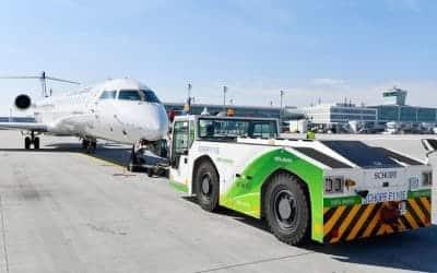Innovative Gebäudetechnik für den Klimaschutz am Münchner Flughafen – Green Innovation Tour