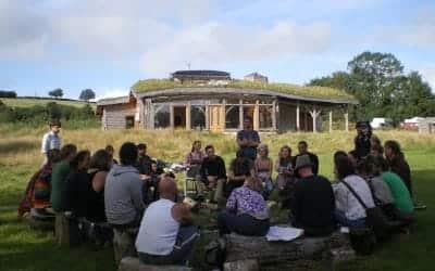 Lammas Ecovillage