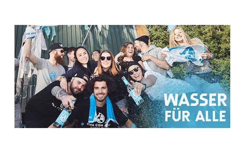 Wasserinitiative Viva con Agua