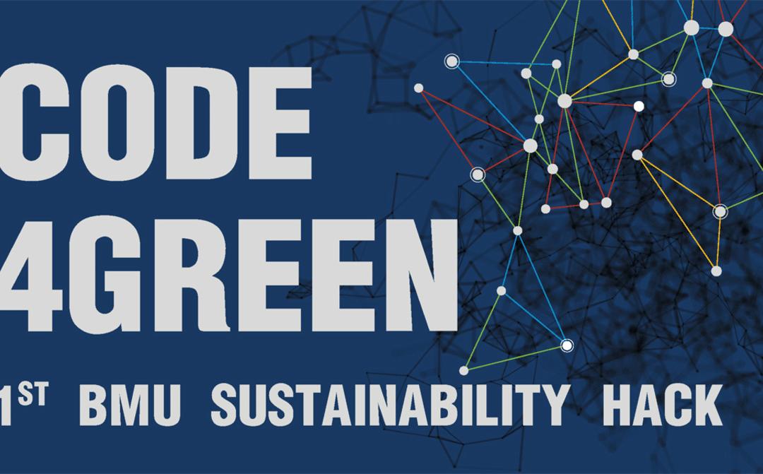 Code4Green – 04./05. November in Berlin – Bewerbungsschluss 21. Oktober 2018!