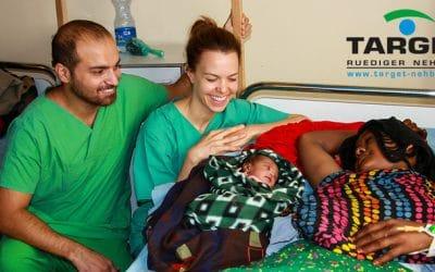 Geburthshilfeklinik Äthiopien – Hilfe für genitalverstümmelte Frauen