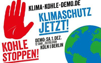 Kohleausstieg – Der WWF steht auf für Klimaschutz und fordert alle auf, sich zu beteiligen
