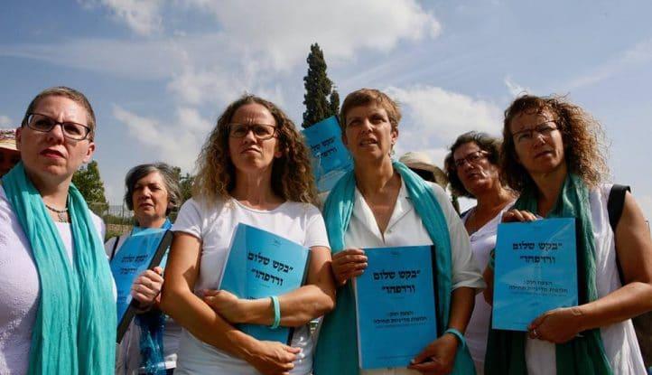 Women Wage Peace  –  a movement