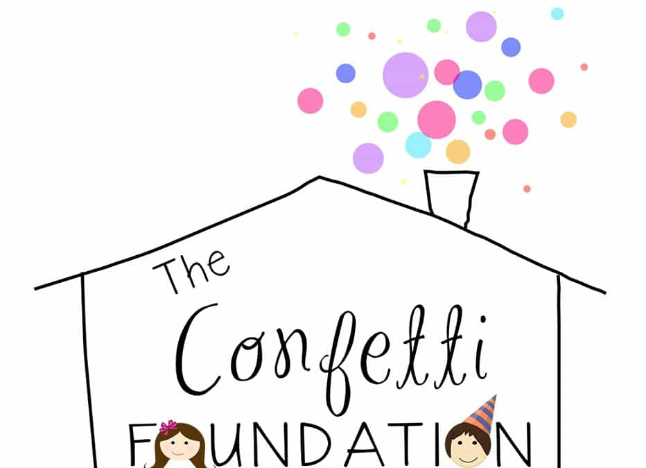 The Confetti Foundation – a non-profit organisation to make hospitalized children smile !