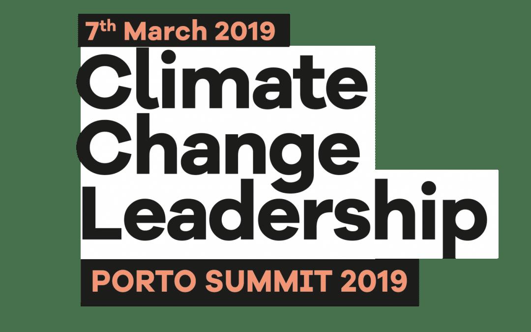 Climate Change Leadership – Porto Summit 2019