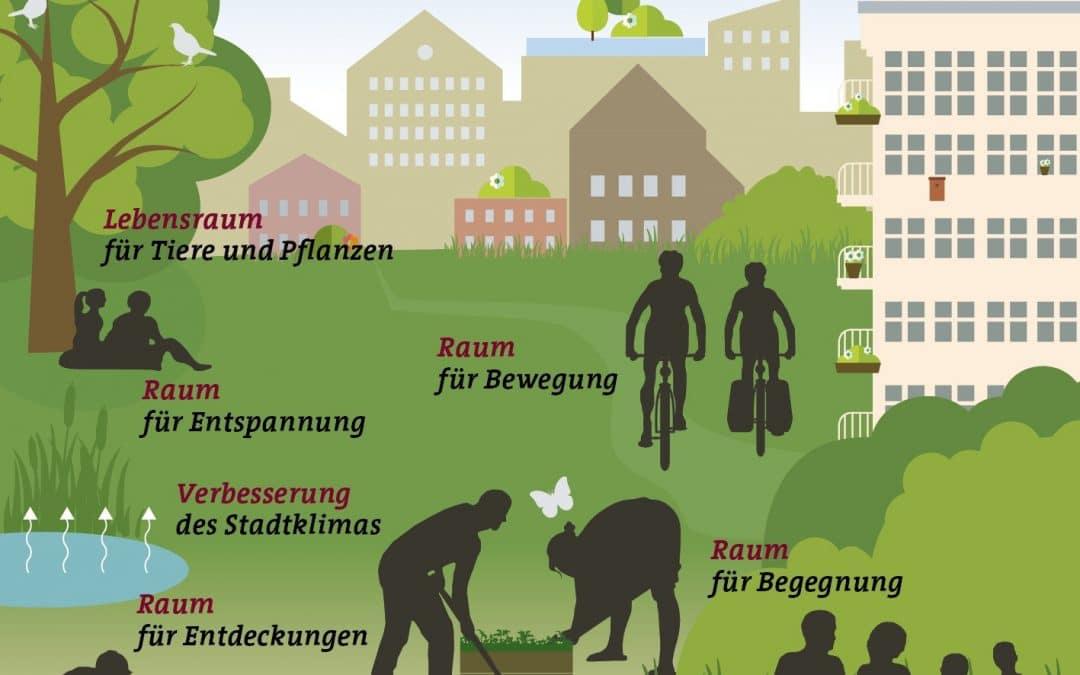 Stadtnatur – Bundeskabinett beschließt Masterplan