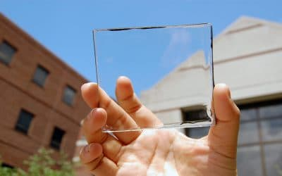 Transparent Solar Panels Developed at Michigan State University