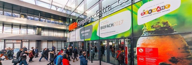 BIOFACH – die Weltleitmesse für Bio-Lebensmittel