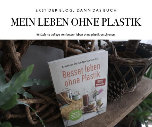 """Nadine Schubert über ihren Blog und ihr Buch """"Besser leben ohne Plastik"""""""