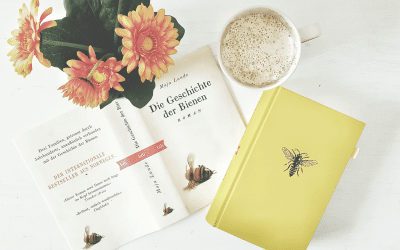 Die Geschichte der Bienen – ein neues Buch von Maja Lunde