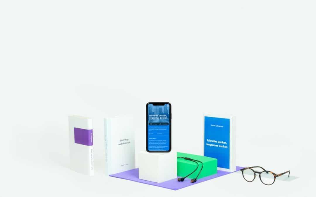 Schneller lesen und lernen mit Blinkist? – Wie eine neue App unser Leseverhalten ändern soll