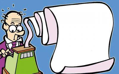 Ein Bad Driburger Unternehmen gegen den Kassen-Bon Papierwahn